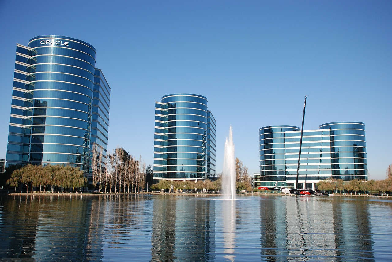 HQ Oracle - Sillicon Valley